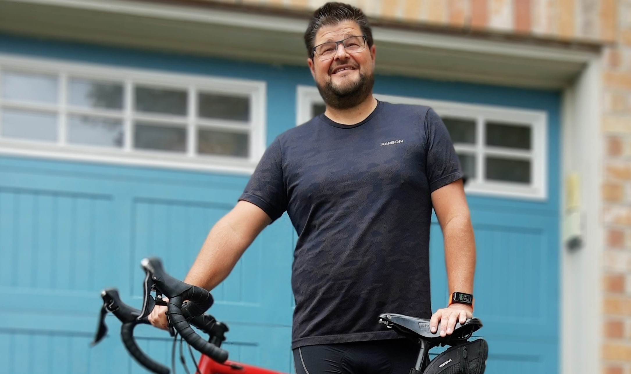 Jeff Tindall –  Let's Bike Stittsville!