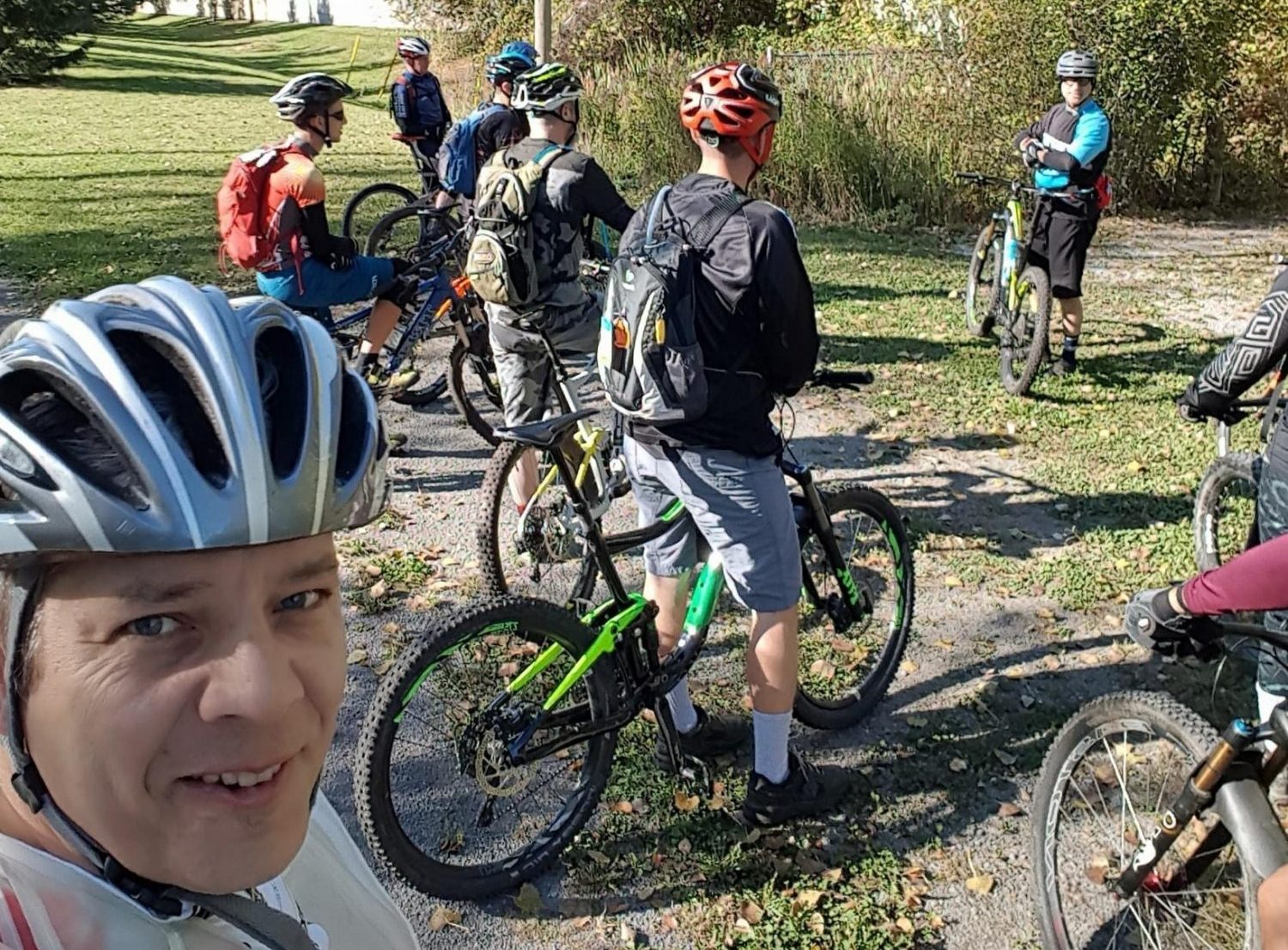 Dave Garand: A Strong Voice for Cycling in Ottawa's East End..and beyond!